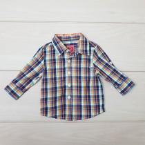 پیراهن پسرانه 20466 سایز 3 تا 9 ماه مارک CHIRPIE PIE