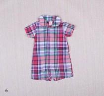 رامپر طرح پیراهن دخترانه 11276 سایز بدوتولد تا 18 ماه مارک Carters