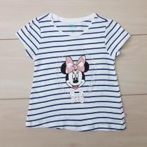 تی شرت دخترانه 20522 سایز 3 ماه تا 3 سال مارک DISNEY