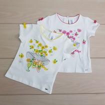 تی شرت دخترانه 20505 سایز 2 تا 9 سال مارک MAYORAL