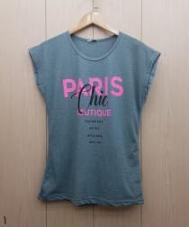 تی شرت زنانه 400406 سایز Free مارک Diyamour