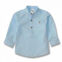 پیراهن مجلسی پسرانه 11280 سایز 6 تا 24 ماه مارک Carters