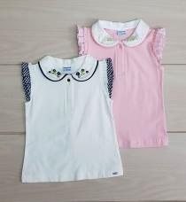 تی شرت دخترانه 20506 سایز 2 تا 9 سال مارک MAYORAL