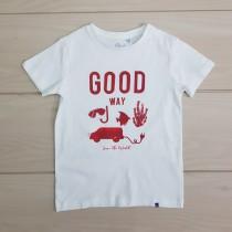 تی شرت پسرانه 20610 سایز 3 تا 12 سال مارک OKAIDI