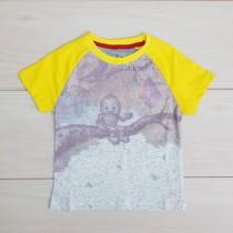 تی شرت پسرانه 20651 سایز 2 تا 5 سال مارک AJIO