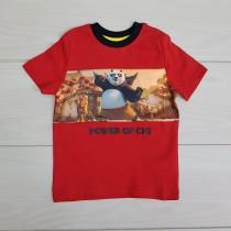 تی شرت پسرانه 20653 سایز 2 تا 7 سال مارک PANDA