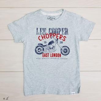 تی شرت پسرانه 20604 سایز 4 تا 10 سال مارک LEE COOPER