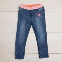 شلوار جینز دخترانه 20660 سایز 2 تا 7 سال مارک KIKI&KOKO