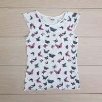 تی شرت دخترانه 20683 سایز 9 تا 14 سال