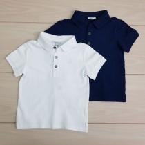 تی شرت پسرانه 20684 سایز 12 تا 36 ماه مارک OVS