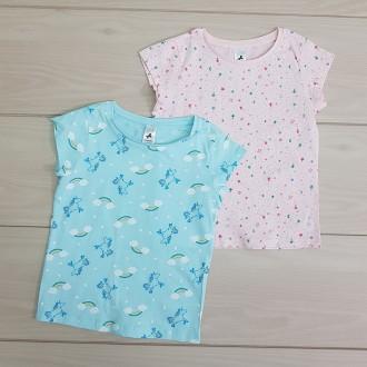 تی شرت دخترانه 20679 سایز 2 تا 10 سال مارک PALOMINO