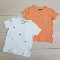 تی شرت پسرانه 20713 سایز 3 تا 12 سال مارک KIABI