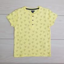 تی شرت پسرانه 20716 سایز 3 تا 36 ماه مارک KIABI