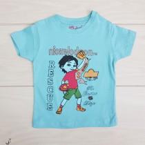 تی شرت پسرانه 20670 سایز 2 تا 8 سال کد 1 مارک Rebel