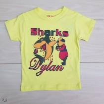 تی شرت پسرانه 20670 سایز 2 تا 8 سال کد 2 مارک Rebel