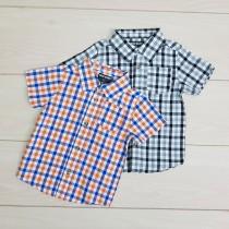 پیراهن پسرانه 20674 سایز 2 تا 5 سال مارک EDDIE BAUER