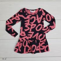 سارافون دخترانه 20701 سایز 1.5 تا 8 سال مارک H&M