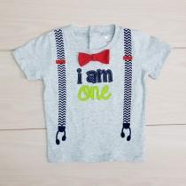 تی شرت پسرانه 20758 سایز 12 تا 24 ماه مارک KOALA KIDS