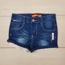 شورتک جینز دخترانه 400637 سایز 3 تا 10 سال