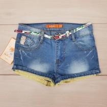 شورتک جینز دخترانه 400638 سایز 3 تا 10 سال