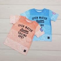 تی شرت پسرانه 19964 سایز 4 تا 9 سال مارک TOMTAILOR