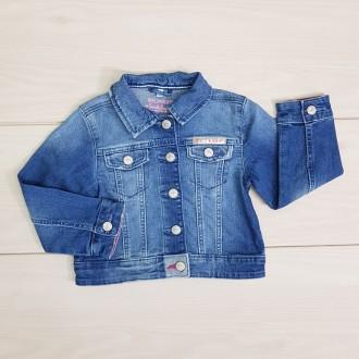 کت جینز دخترانه 20809 سایز 2 تا 8 سال مارک PALOMINO