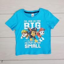 تی شرت پسرانه 20803 سایز 3 تا 7 سال مارک PAW