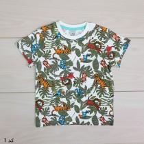 تی شرت پسرانه 20837 سایز 12 ماه تا 6 سال مارک TOPO MINI