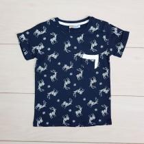 تی شرت پسرانه 20795 سایز 3 تا 10 سال مارک MACKAYS