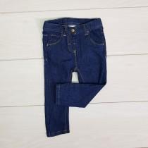 شلوار جینز دخترانه 20814 سایز 6 تا 24 ماه مارک ERGEE0