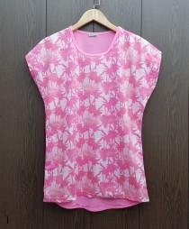 تی شرت زنانه 400693 سایز Free مارک Diyamor