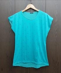 تی شرت زنانه 400766 سایز Free  مارک Diyamor