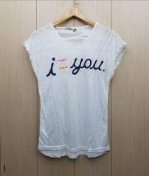 تی شرت زنانه 400769 سایز Free  مارک Diyamor