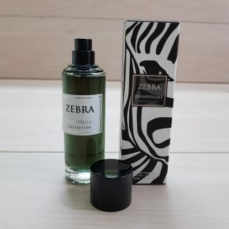 ادکلن مردانه zebra 700642