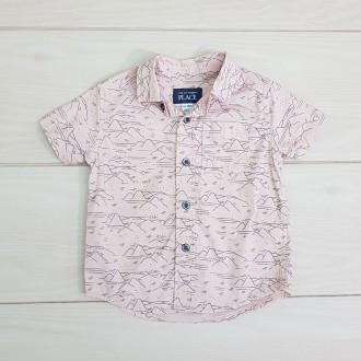 پیراهن پسرانه 20917 سایز 12 ماه تا 5 سال مارک PLACE