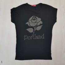 تی شرت زنانه 400889 سایز Free