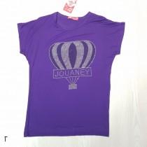 تی شرت زنانه 400891 سایز Free