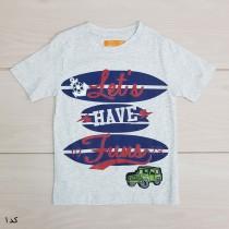 تی شرت پسرانه 20955 سایز 18 ماه تا 8 سال مارک STC