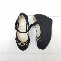 کفش مخمل دخترانه 400899 سایز 25 تا 30