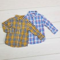 پیراهن پسرانه 21044 سایز 6 ماه تا 6 سال مارک Carters