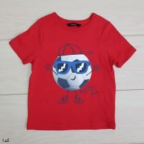 تی شرت پسرانه 21028 سایز 1.5 تا 6 سال مارک GEORGE
