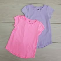 تی شرت دخترانه 21051 سایز 2 تا 10 سال مارک H&M