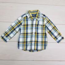 پیراهن پسرانه 21127 سایز 2 تا 10 سال مارک OSHKOSH