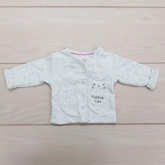 سویشرت دخترانه 21048 سایز بدوتولد تا 18 ماه مارک COOL CLUB