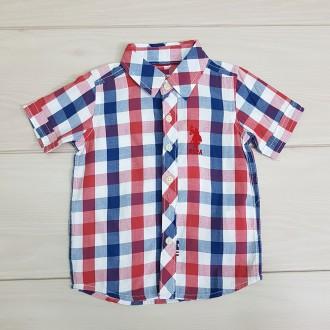 پیراهن پسرانه 21089 سایز 2 تا 11 سال مارک POLO
