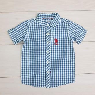 پیراهن پسرانه 21090 سایز 2 تا 11 سال مارک POLO