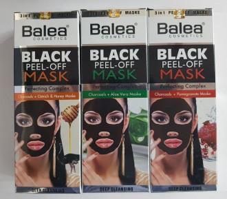 ماسک مشکی 400994 مارک BALEA
