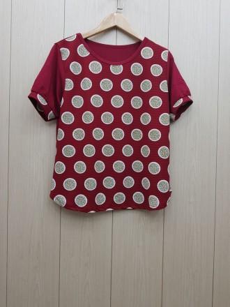 تی شرت زنانه 401029 سایز Free