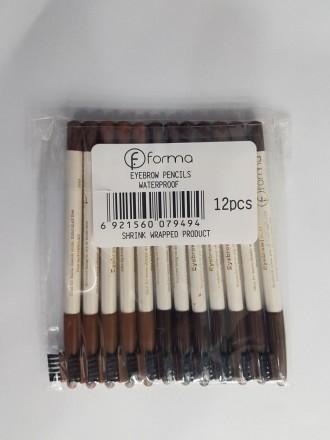 مداد ابرو 12 تایی  401019 مارک FORMA