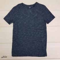 تی شرت پسرانه 21161 سایز 9 تا 18 سال مارک KIABI